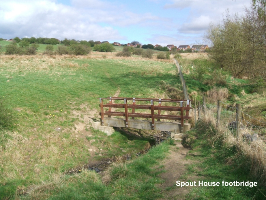 spout house footbridge