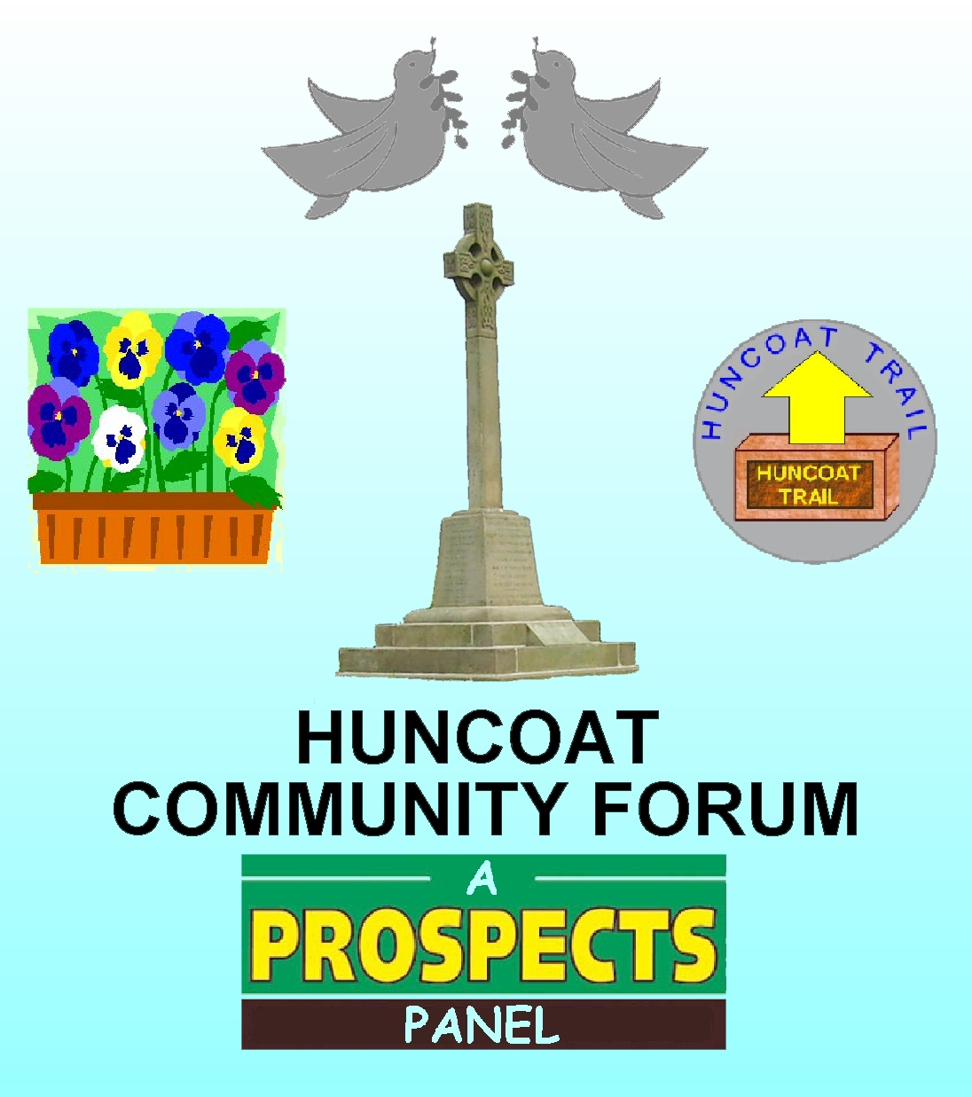 Huncoat Forum logo