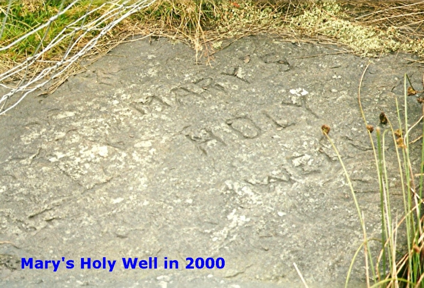 Mary's Holy Well